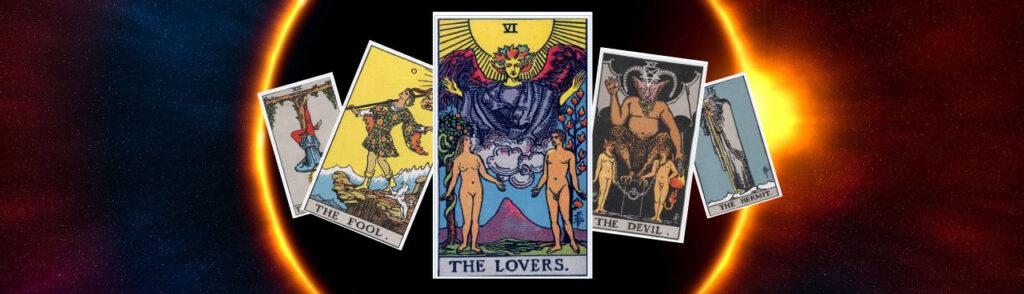 carta degli Amanti nei tarocchi