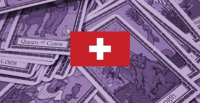 cartomanzia dalla svizzera immagine canton ticino